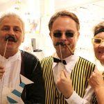 Jubiläumsfeier, 20 Jahre der Brillenmacher in Waging am See.