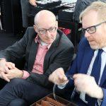 Opti 2017, Tom Davies, British designs, britische Designs, Hornfassungen, Augenoptik, Brillenmacher Waging