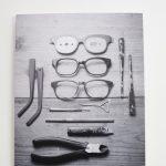 Opti 2017, Tom Davies, britische Designs, Augenoptik, Brillenmacher Waging